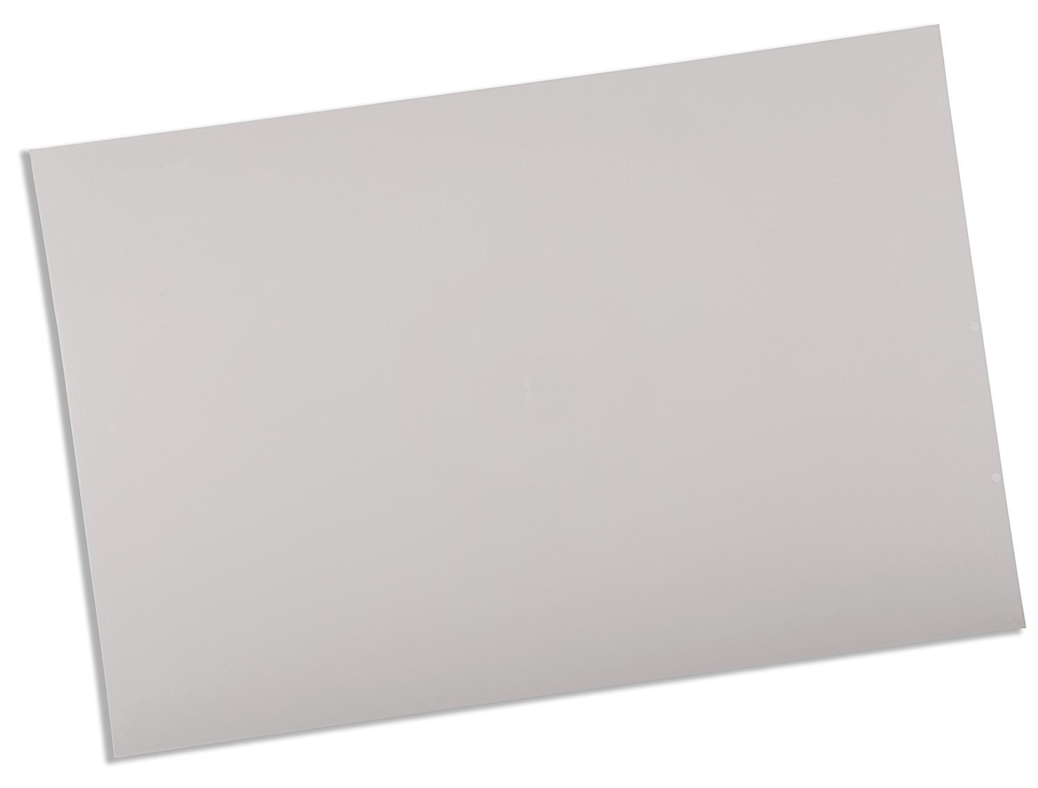 Rolyan Splinting Material Sheets, Ezeform, White, 1/8'' x 24'' x 36'', Solid, 2 Sheets by Cedarburg