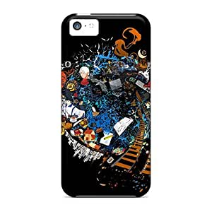 Case Cover Welcome To My World iPhone 5 5s Protective Case