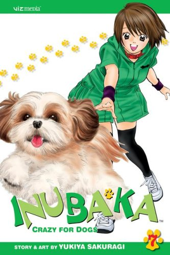 Inubaka: Crazy for Dogs, Vol. 7
