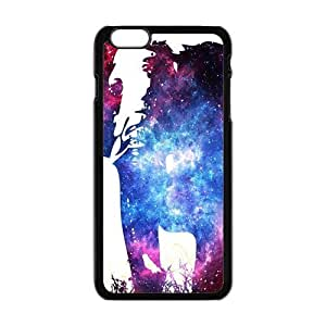 Abstract elephant and skull Cell Phone Case for iPhone plus 6