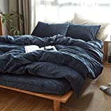 LifeTB Velvet Solid Blue Bedding Fitted Sheet King Winter Warm Hotel Quality Breathable, Durable & Comfortable by