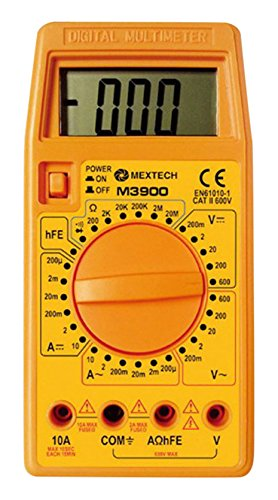 Mextech M3900 Digital Multimeter