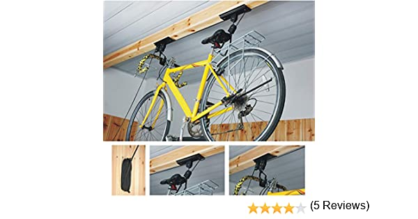 JOCCA Soporte De Techo Para Bicicleta: Amazon.es: Hogar