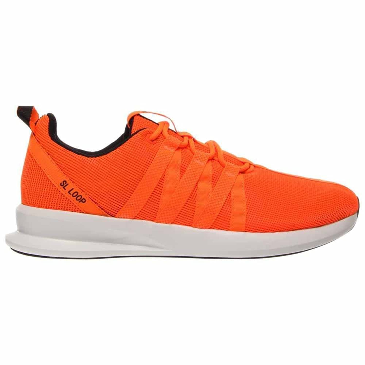 best service 167e0 20abd Amazon.com  Adidas SL Loop Racer Men Round Toe Synthetic Black Running  Shoe  Shoes