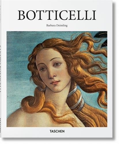 Botticelli (Inglese) Copertina rigida – 7 mar 2017 Barbara Deimling Taschen 3836542846 Italy