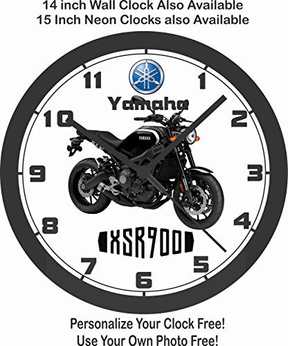 Amazon Com 2016 2017 Yamaha Xsr900 Motorcycle Wall Clock Free Usa