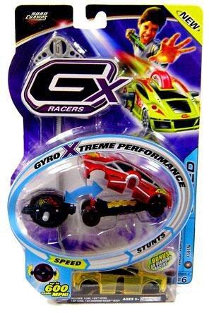 GX Racers 1:64 Cars Speed Series 3 Tarmac Wild Tornado [Rain Gyro] ()