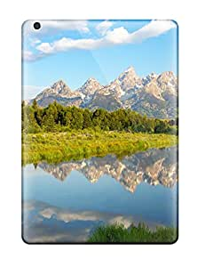 Vanessa Arvid's Shop Hot 6277814K39408194 Fashion Case Cover For Ipad Air(morning Scenery)