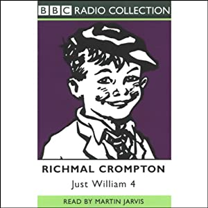Just William 4 Audiobook