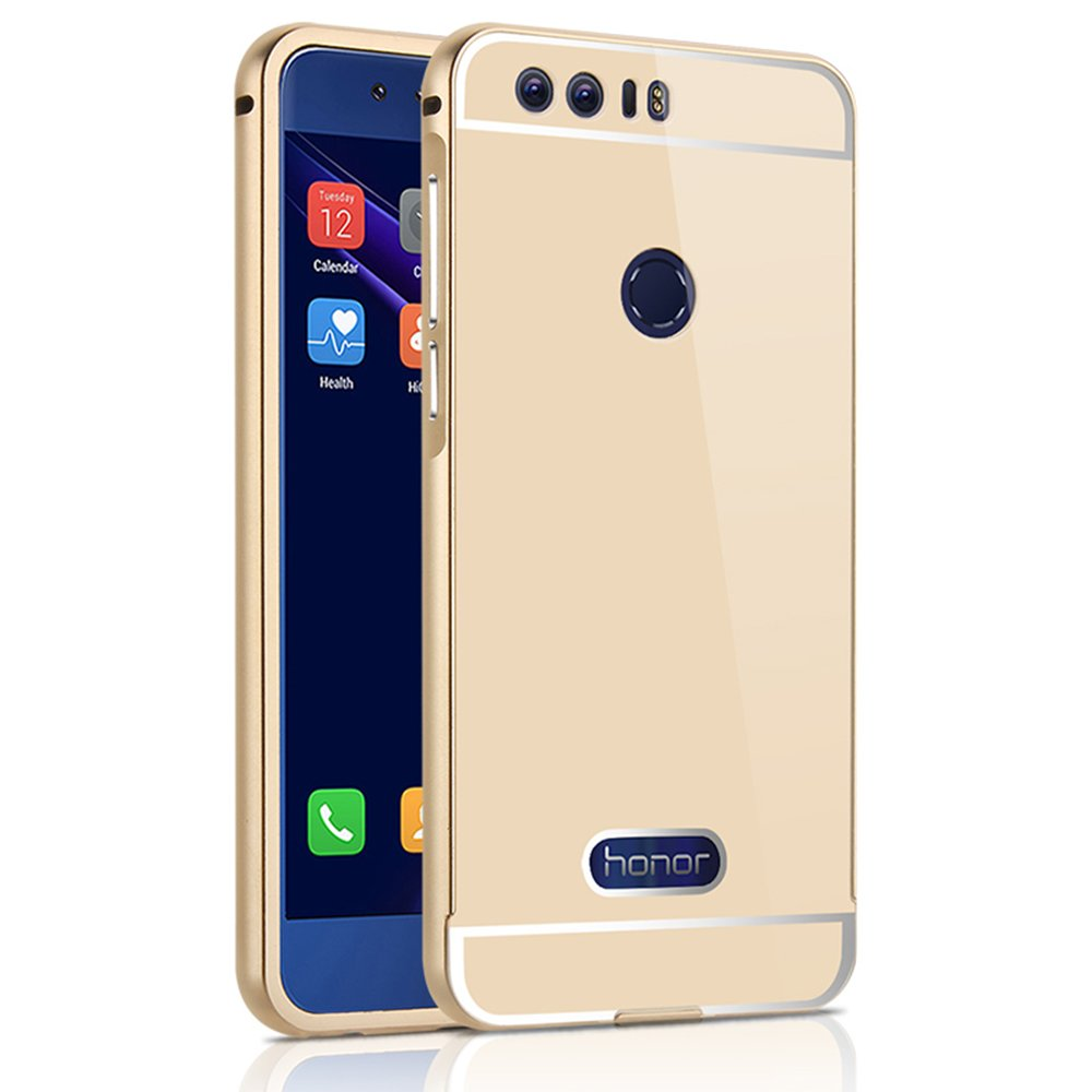 Huawei Honor 8 Funda de movil - Vandot Aluminio Metal Tope ...