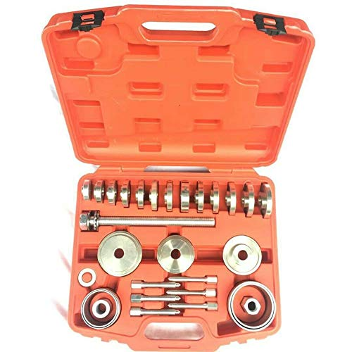 - TBvechi Removal Tool Kit, 31 Pcs Wheel Bearing Removal Tool Kit, Quality Guarantee Bearings Wheel Hub Wheel Bearing Removal Installation Tool