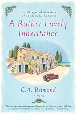 book cover of A Rather Lovely Inheritance