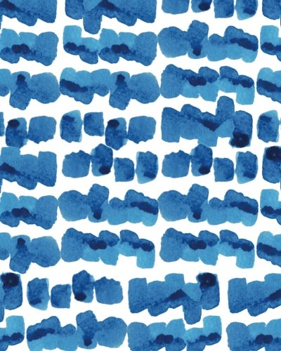 Download Bullet Journal Watercolor Shibori: 160 Dot Grid Pages, 8 x 10 Blank Notebook with 1/4 inch Dotted Paper, Perfect Bound Softcover pdf epub