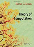Theory of Computation, Kozen, Dexter C., 1846282977