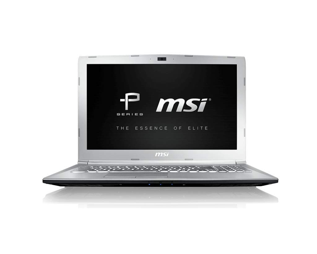 MSI PE62 8RC-230ES - Ordenador portátil 15.6 FullHD (Intel Core i7-8750H,  8GB RAM, 1TB HDD + 256GB SSD, Nvidia GTX 1050 4GB, Windows 10) Teclado QWERTY Español