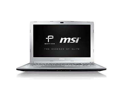 """MSI PE62 8RD-233ES - Ordenador portátil 15.6"""" FullHD (Intel Core i7-"""