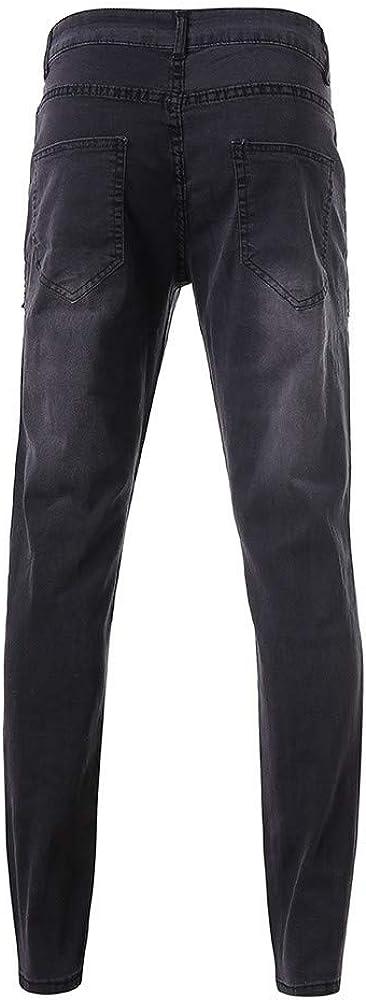 Hombre Xinantime Pantalones Vaqueros Para Hombre Pantalones Hombres Vaqueros Originales Rotos Casuales Motocicleta Pantalones Slim Agujero Elasticos Streetwear Moda Pantalon Ropa Itsandbitscraftssupplies Com Au