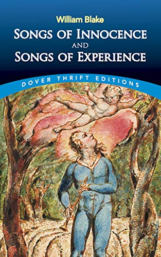 Songs Of Innocence And Songs Of Experience (dover Thrift Editions) [William Bl] (Tapa Blanda)