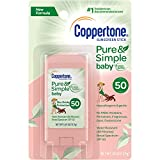 Coppertone Pure & Simple Baby SPF 50 Mineral