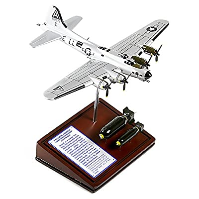 Mastercraft Collection Planes and Weapons Series Boeing B-17G FLYING FORTRESS Model Scale:1/100