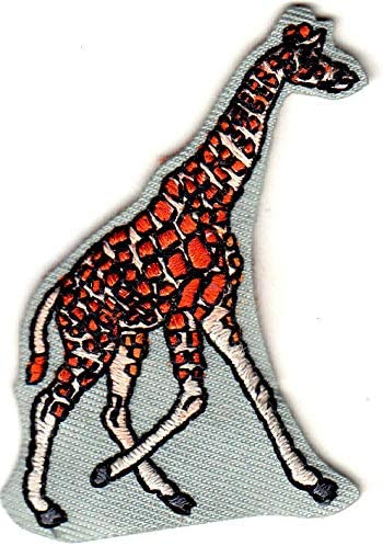 Giraffe IRON ON PATCH