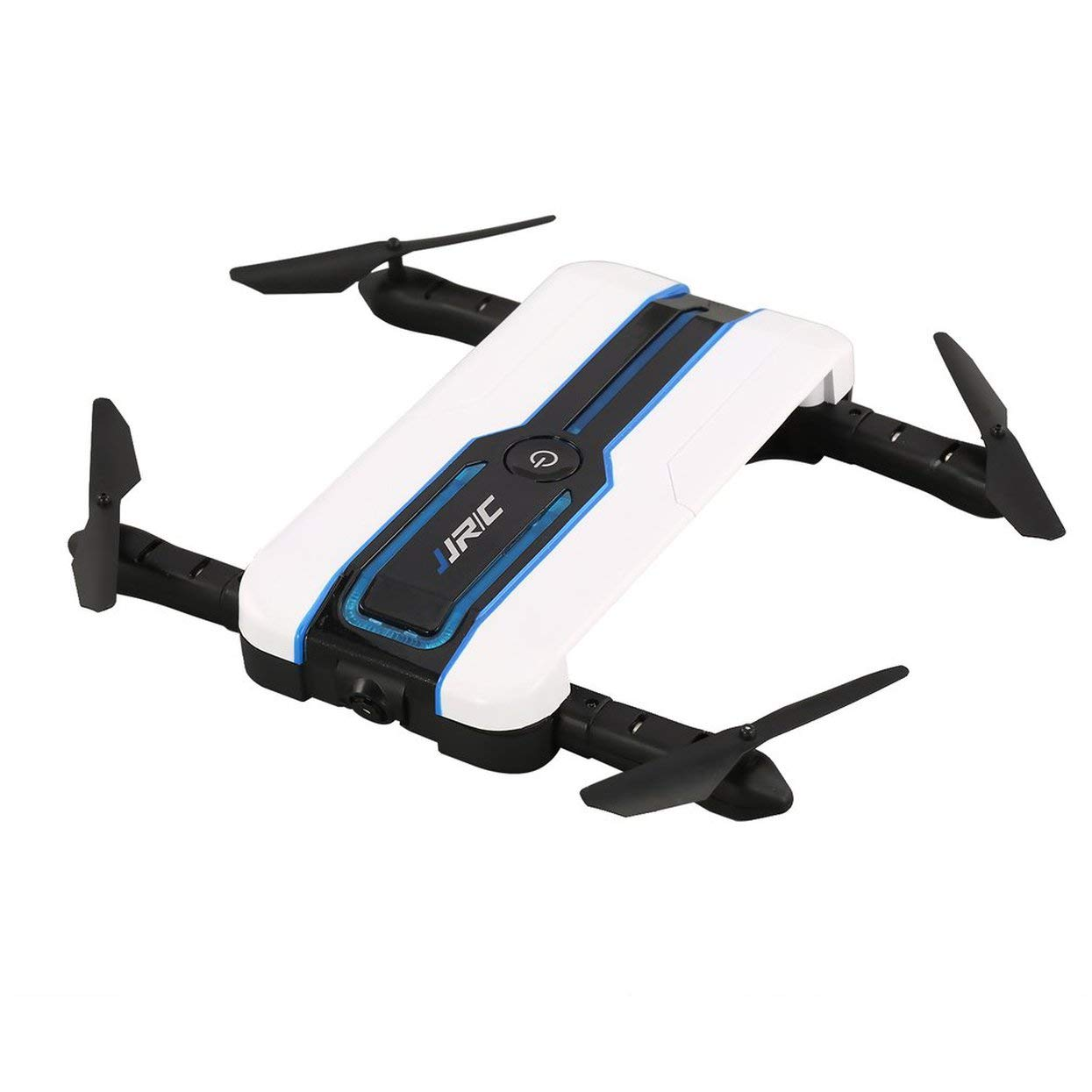 JJR/C H61 Wifi FPV 720 P HD Kamera Schönheitsmodus Höhe Halten Headless Modus Flips & Rolls Faltbare Selfie RC Drone Quadcopter