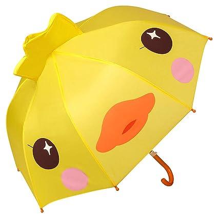 VON LILIENFELD® Paraguas Motivos Infantil Decoración Niños Niñas Chica (hasta 8 años)