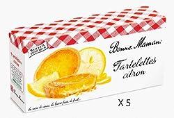Bonne Maman Lemon Tarts - X 5 Boxes