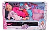 Gi-Go 14 Baby Doll with Stroller Set