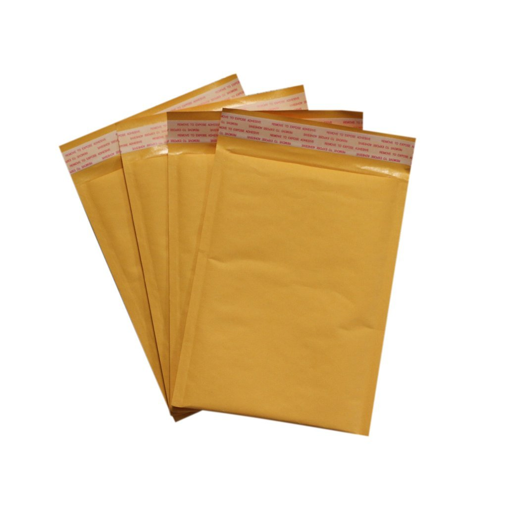 "#6 12.5x19 KRAFT BUBBLE MAILERS SHIPPING MAILING PADDED BAGS ENVELOPES 12.5/""x18/"""