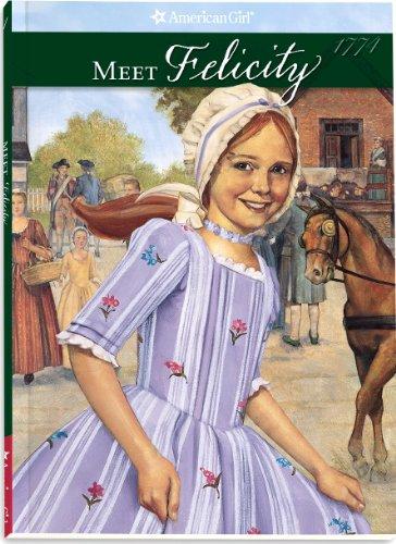 Meet Felicity An American Girl Book By Valerie Tripp