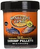 OMEGA One Shrimp Pellet 2.15oz