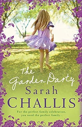 book cover of The Garden Party