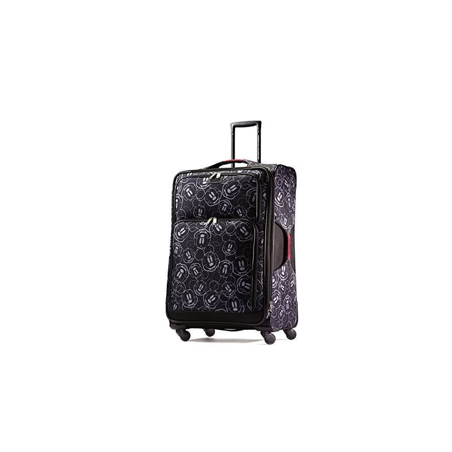 American Tourister Disney Softside Spinner 28""