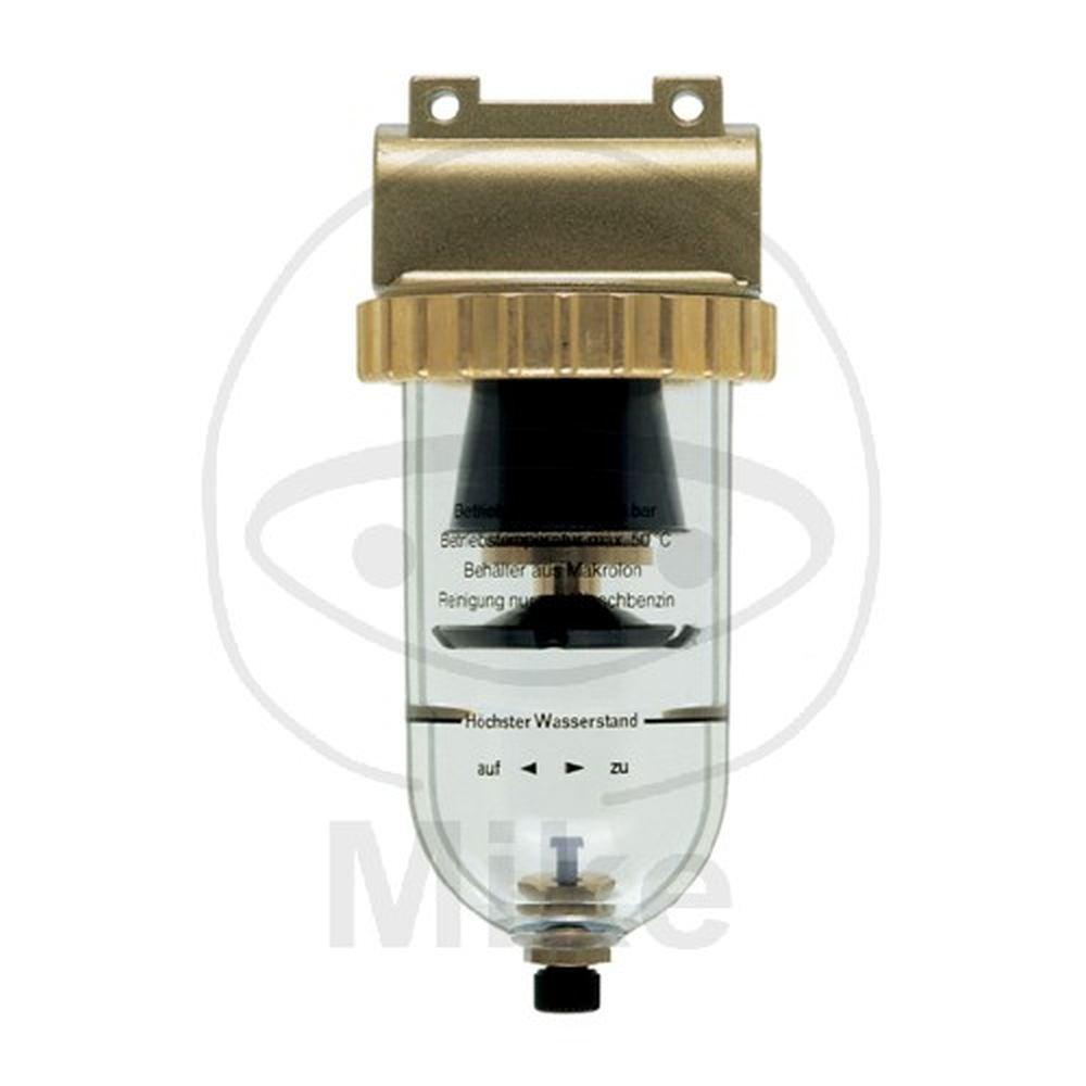 'Format 4030875000023 –  Filter m. Handentleerung G 1/2 NW15 Mittel Ewo