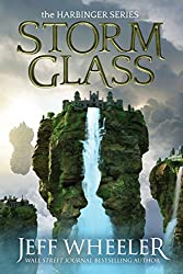 Storm Glass (The Harbinger Series Book 1)