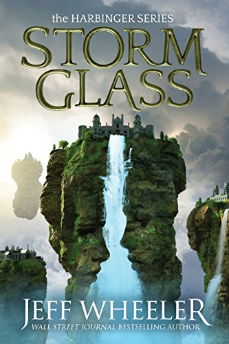 Glass Part Upper - Storm Glass (Harbinger Book 1)