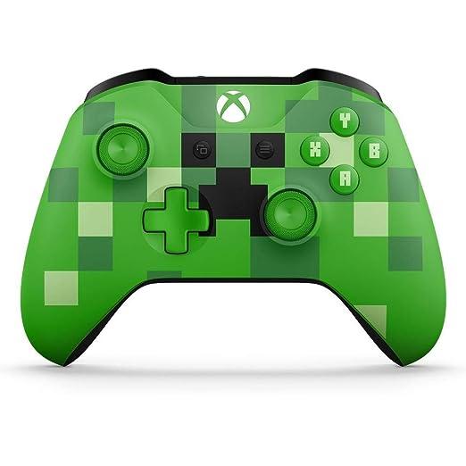 ece67234bebe2 Microsoft - Mando Inalámbrico  Edición Limitada Minecraft Creeper (Xbox One)