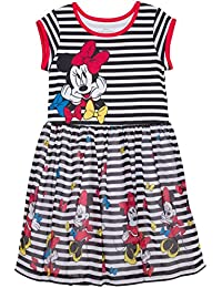 Girls Fit & Flare Dress Size 10/12
