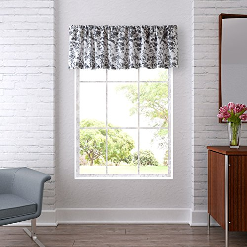 (Laura Ashley Amberley Valance, Black)