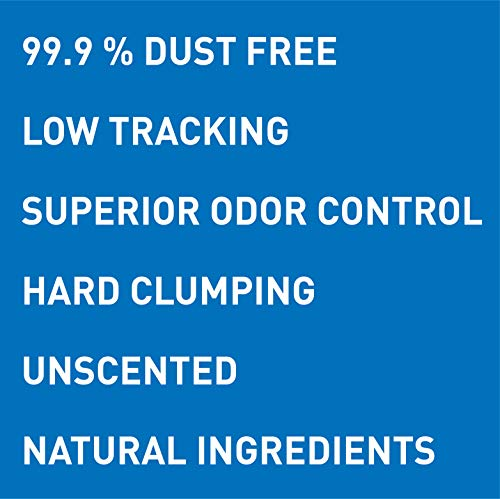 Dr. Elsey's Ultra Premium Clumping Cat Litter, 40 pound bag ( Pack May Vary )