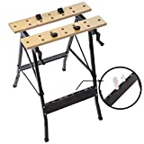 Portable Work Bench, Folding Work Table Tool Workshop Repair tools table shop workbench