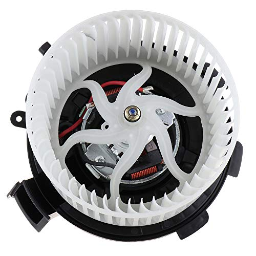 ECCPP HVAC Plastic Heater Blower Motor w/Fan Cage fit for 2007-2009 Dodge Sprinter 2500/2007-2009 Dodge Sprinter 3500/2010-2016 Mercedes-Benz Sprinter/Sprinter 2500 /Sprinter 3500