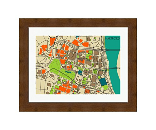 hartford-map-mid-century-art-map-print-mcm-art-poster-scandinavian-design-midcentury-poster-hartford