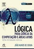 capa de Lógica Para Ciência da Computação e Áreas Afins