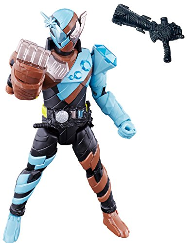 Bandai Kamen Rider Build Bottle Change Rider Series 02 Kamen Rider Build Gorilla Mondo Form
