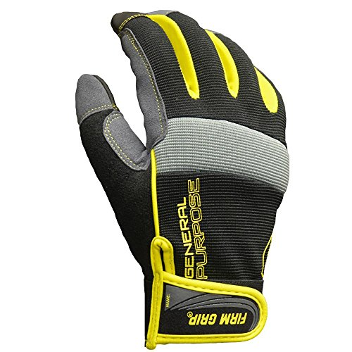 Firm Grip Gloves (Firm Grip Large General Purpose Gloves)