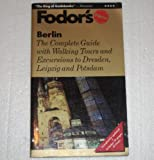 Berlin, Fodor's Travel Publications, Inc. Staff, 0679025693