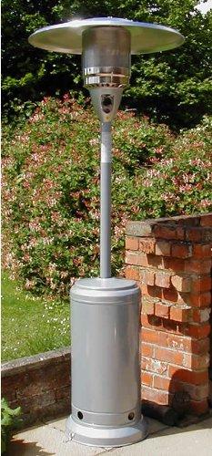 Castmaster - Estufa de gas para exteriores, acabado con recubrimiento pulverizado, 224 x 85