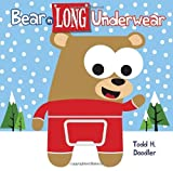 Bear in Long Underwear, Todd Goldman, 1609051009